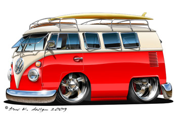 Фото oldVWbus-ов - vw-bus cartoon car.jpg