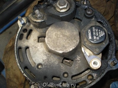 Volkswagen LT-28 1984 от Jonny, ремонты - DSC06596.JPG