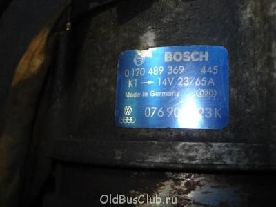 Volkswagen LT-28 1984 от Jonny, ремонты - DSC06599.JPG