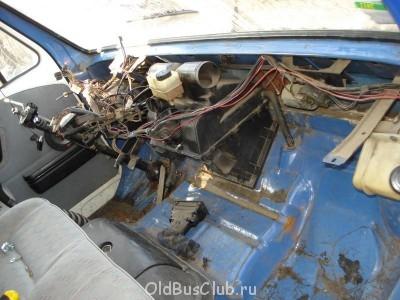 Volkswagen LT-28 1984 от Jonny, ремонты - DSC06707.JPG