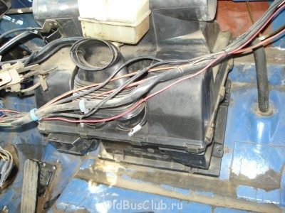 Volkswagen LT-28 1984 от Jonny, ремонты - DSC06709.JPG