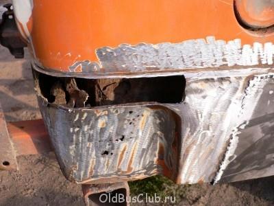 Про восстановление бусов VW. Взгляды и результаты - P1040575.JPG