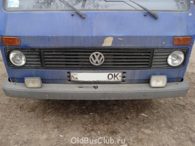 Volkswagen LT-28 1984 от Jonny, ремонты - DSC06843.JPG