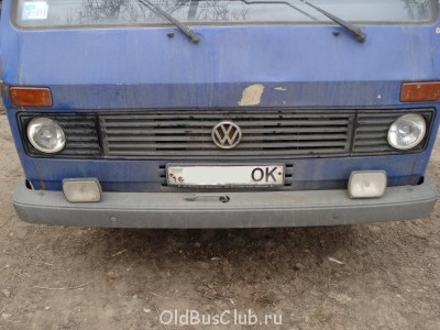 Volkswagen LT-28 1984 от Jonny, ремонты - DSC06844.JPG