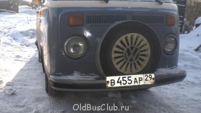 VW с двигателем от Москвича. :-  - CIMG3270.JPG