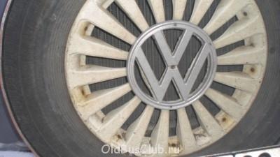 VW с двигателем от Москвича. :-  - CIMG3271.JPG