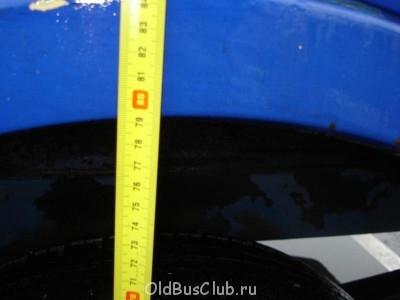 Высота задней арки - DSC06983.JPG