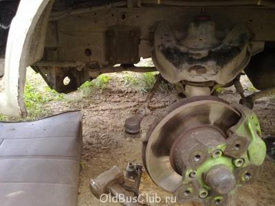 VW LT28 1991г.в. ремонты от Санек Романовский. - К 2.jpg