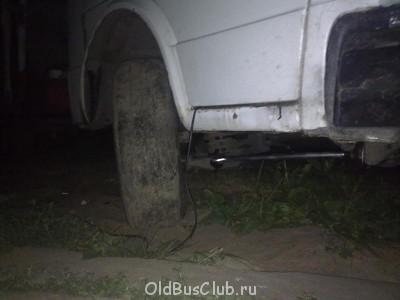 VW LT28 1991г.в. ремонты от Санек Романовский. - К 7.jpg