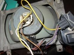Квадратные фары на LT с электрокорректором - IMG_0569.JPG