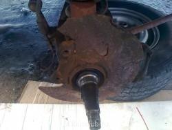 Замена тормозных дисков на LT. - Фото0153.jpg