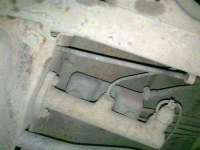 VW с двигателем от Москвича. :-  - Фото0190.JPG