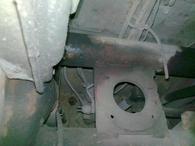 VW с двигателем от Москвича. :-  - Фото0198.JPG