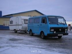 Прицеп из LT-35 фургон. - P1010032.JPG