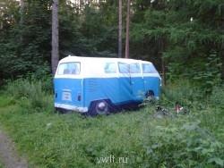 Фото oldVWbus-ов - Палатка VW.jpg