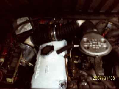 VW с двигателем от Москвича. :-  - PIC_0335.JPG