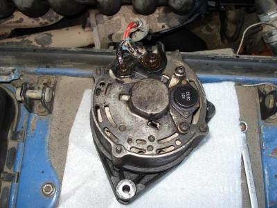 Volkswagen LT-28 1984 от Jonny, ремонты - DSC05575.JPG