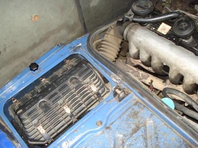 Volkswagen LT-28 1984 от Jonny, ремонты - DSC05576.JPG