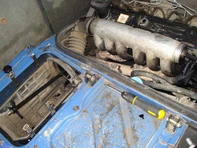 Volkswagen LT-28 1984 от Jonny, ремонты - DSC05579.JPG