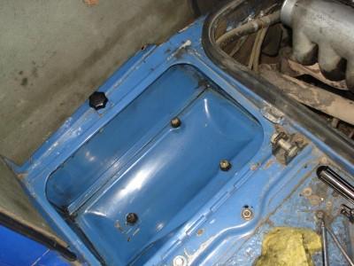 Volkswagen LT-28 1984 от Jonny, ремонты - DSC05582.JPG