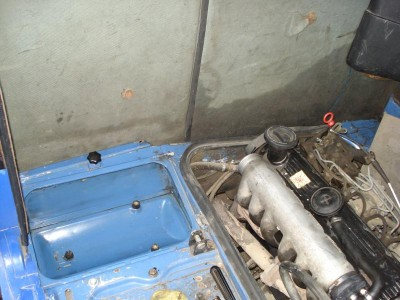 Volkswagen LT-28 1984 от Jonny, ремонты - DSC05583.JPG