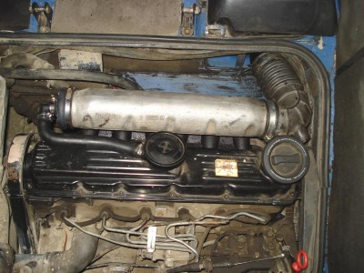Volkswagen LT-28 1984 от Jonny, ремонты - DSC05596.JPG