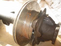 Задние дисковые тормоза на Мой апельсин  - IMG_5408.jpg