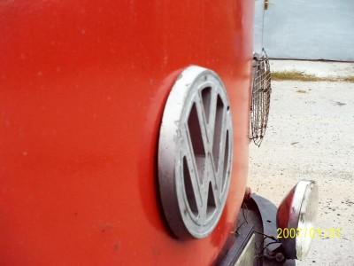 VW с двигателем от Москвича. :-  - PIC_0276.JPG