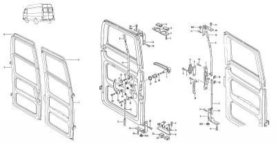 Volkswagen LT-28 1982 г.в. от автохлама к кемперу - Doors2.jpg