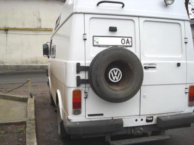 Volkswagen LT-28 1984 от Jonny, ремонты - DSC05646.jpg