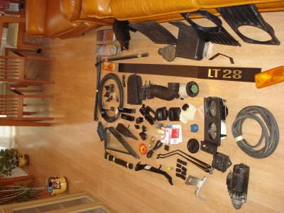 Volkswagen LT-28 1984 от Jonny, ремонты - DSC05393.JPG