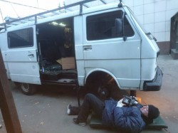 VW LT28 1991г.в. ремонты от Санек Романовский. - DSC_0042.JPG