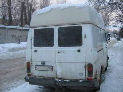 Volkswagen LT 28, 1982 год, Бусик . - IMG_8370.JPG