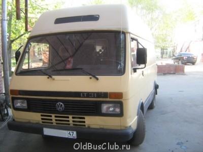 Volkswagen LT 28, 1982 год, Бусик . - IMG_8628.JPG