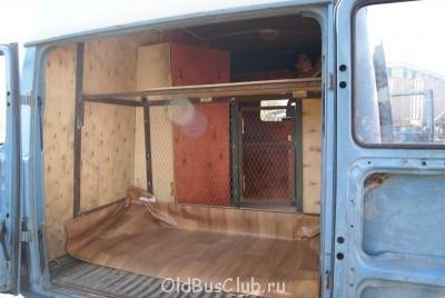 Голубой вагон VW LT 35, 1995 - DSC01884.JPG