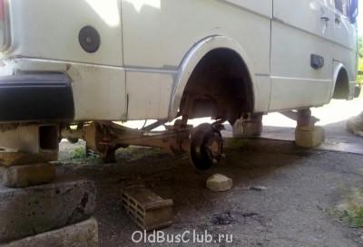 VW LT28 1991г.в. ремонты от Санек Романовский. - Ремонт5.jpg