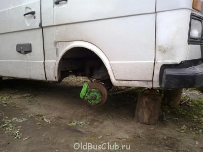VW LT28 1991г.в. ремонты от Санек Романовский. - Результ 2.jpg