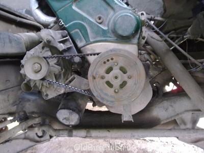 VW LT28 1991г.в. ремонты от Санек Романовский. - Шкив.jpg